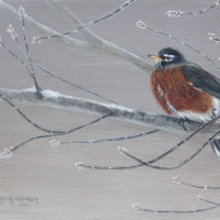 The-Early-Bird-7-x-9.75-acrylic