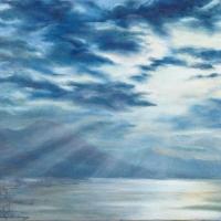 daybreak-bay-of-naples-7am-9x12-oil