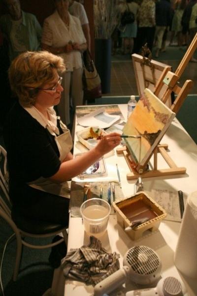 Alberta Artist Cindy Sorley-Keichinger